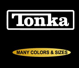 tonka decal dating)