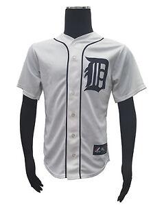 Majestic-Detroit-Tigers-14-David-Price-Men-039-s-Home-MLB-Cool-Base-Jersey