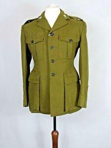 Genuine British Army Old Style No.2 Service Dress Royal Irish Uniform Jacket ACF