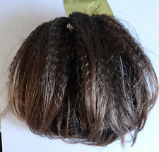 SAM SUNG IMEX#T27D tipped honey wavy&straight Pony Tail Clip in hair extension