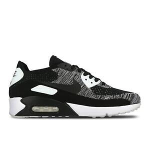001 Air Max 2 875943 Baskets Flyknit Hommes Nike 0 Ultra Noir WvTq1p