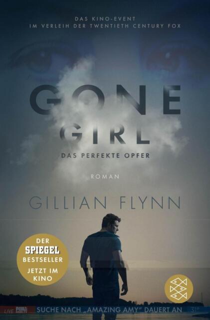 Gone Girl - Das perfekte Opfer von Gillian Flynn (2014, Taschenbuch), UNGELESEN