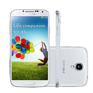 Nuevo-Samsung-Galaxy-S4-GT-I9500-16GB-13-MP-Blanco-Unlocked-Telefono-Celular