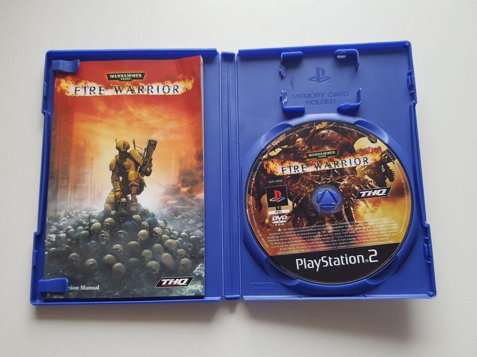 Fire Warrior, PS2
