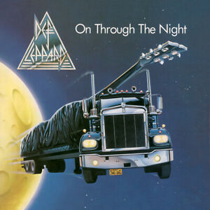 Def-Leppard-ON-THROUGH-THE-NIGHT-Debut-Album-180g-PHONOGRAM-RECORDS-New-Vinyl-LP