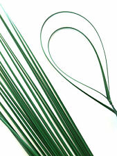 50 x  Green Bear Onion Grass Stems Artificial Designer Bouquet Corsage