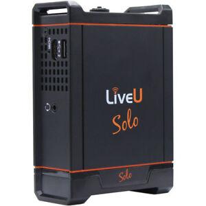 Intelligent Liveu Solo Hdmi Live Streaming Audio/vidéo Codeur #lu - Solo Hdmi-stock à Miami-afficher Le Titre D'origine