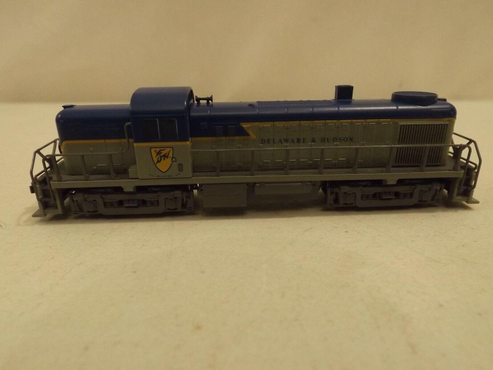 N gauge Kato D&H 125-2 diesel engine in original box, never run