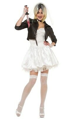 Bride of Chucky Tiffany Adult Womens Costume