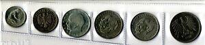 6-Monedas-Alemania-Anos-variados-coin-Deutchland