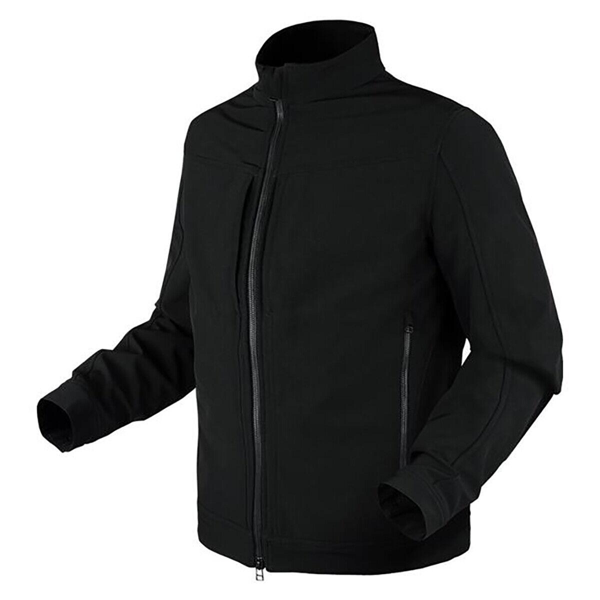 Condor Intrepid Softshell Jacket-Negro-XXL - 101133-002-XXL - Nuevo
