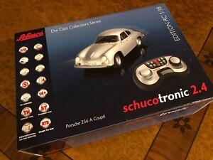 Schuco Tronic 1:18 Moulé R/c Sonde Porsche 356 A Coupé #shu00302