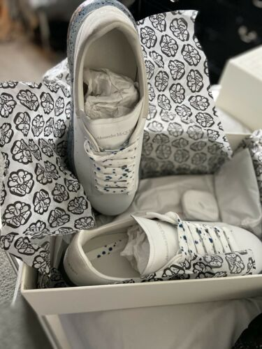 alexander mcqueen sneakers Men 12