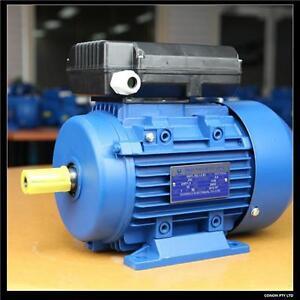 2.2kw 3HP 2800rpm shaft 24mm Electric motor single-phase 240v Hoists  Winch