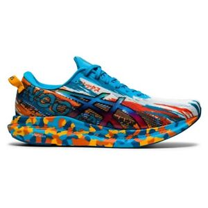 Asics Hommes Chaussures Running Training Athletic Sportstyle Gym Multicolore Noosa TRI 13