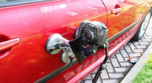 UK Seller **** CAMERA CAR SUPPORT CAMERA CAR RIG CAMERA CAR MOUNT