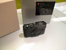 LEICA M9-P IN MINT CONDITIONS IN BOX 1129 SHOTS ONLY