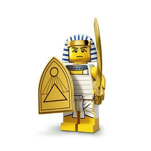 Lego Minifigures Minifig Série 13 - Guerrier égyptien - France - État : Neuf: Objet neuf et intact, n'ayant jamais servi, non ouvert. Consulter l'annonce du vendeur pour avoir plus de détails. ... Marque: LEGO Gamme: Minifigures - France