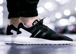 Adidas Pure Boost ZG Y-3 Knit Oreo