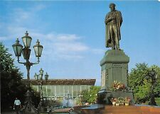 BR3888 Monument of A S Pushkin     russia