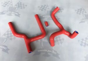 RED-silicone-hose-FIT-BETA-RR390-RR430-4T-EFI-RACING-2018-WITHOUT-THERMOSTAT