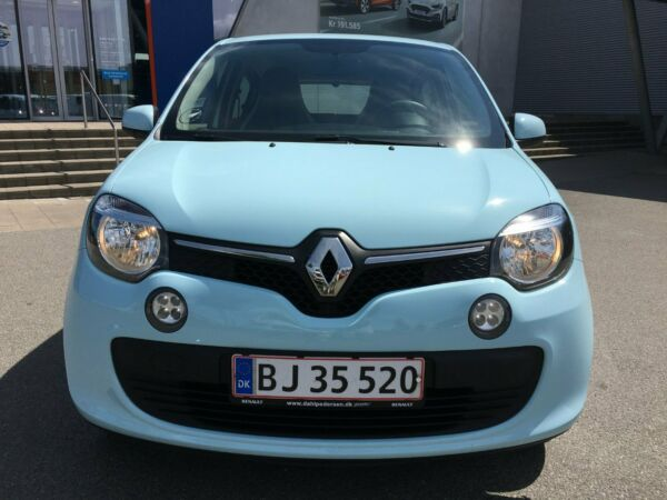 Renault Twingo 1,0 SCe 70 Authentique billede 1