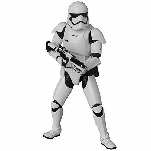 Medicom Toy Mafex No.021 Star Star Star Wars First Order Stormtrooper Figure from Japan 1a80d5