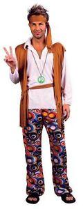 Hippie Mann Kostum 60er 70er Jahre Kostum Outfit Herren Stag