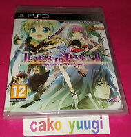 Tears To Tiara Ii Heir Of The Overlord Sony Sony Ps3 Neuf Sous Blister