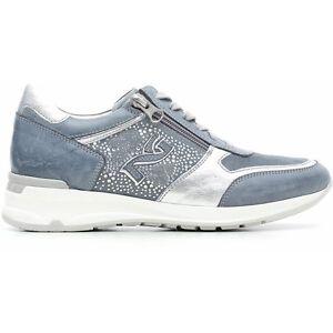 Sneakers scarpa sportiva NeroGiardini nuova collezione P615091D diversi colori