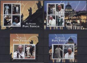 Guyana-2014-Papst-Franziskus-Pape-Francois-Papa-Francisco-Pope-Francis