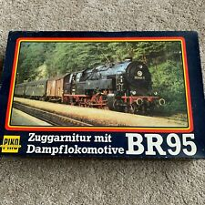 Piko Model Train Collection Zuggarniture Mit Dampflokomotive BR 95