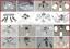 Modern-Ceiling-Lights-Chrome-Glass-Lamp-Shade-Chandelier-Flush-Fitting-Lighting thumbnail 1