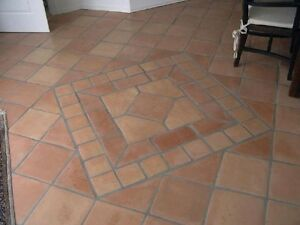 Qm handgefertigte mexicotto terracotta fliesen cotto