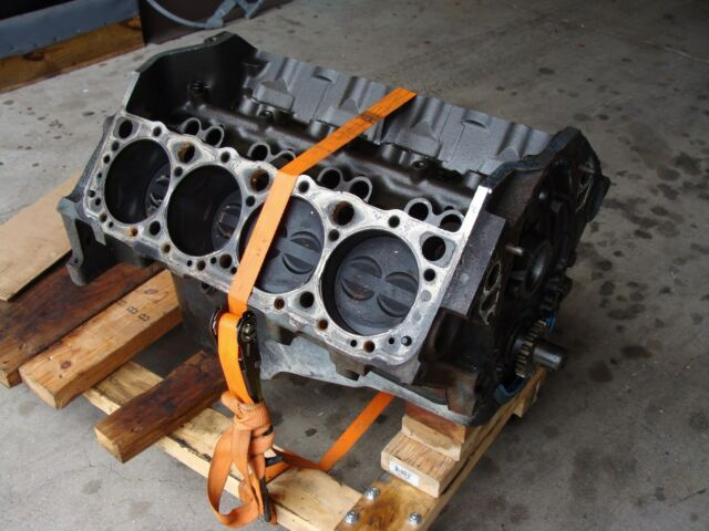 93-97 LT1 Camaro Z28 Firebird Engine Block Crank Pistons Rotating Assembly 0612