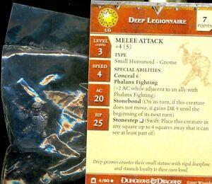 WOTC D&D MINIATURES NIGHT BELLOW 04 COMMON DEEP LEGIONNAIRE
