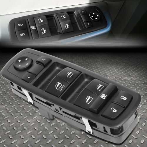 Driver side master power window control switch fit for 07-12 Nitro Journey