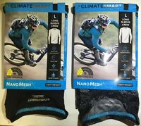 Men's Climatesmart Nano Mesh Lightweight Base Layer Long Sleeve Crew - $36 Msrp