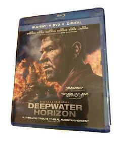 Deepwater-Horizon-Blu-ray-DVD-2017-2-Disc-Set-NEW-OPEN-BOX-NO-DIGITAL-CODE