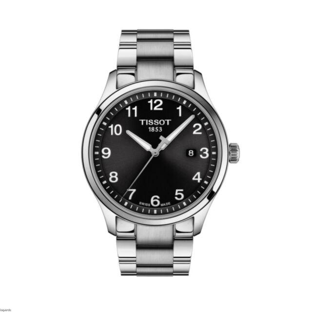 Tissot XL Classic Quartz Black Dial Men's Watch T116.410.11.057.00
