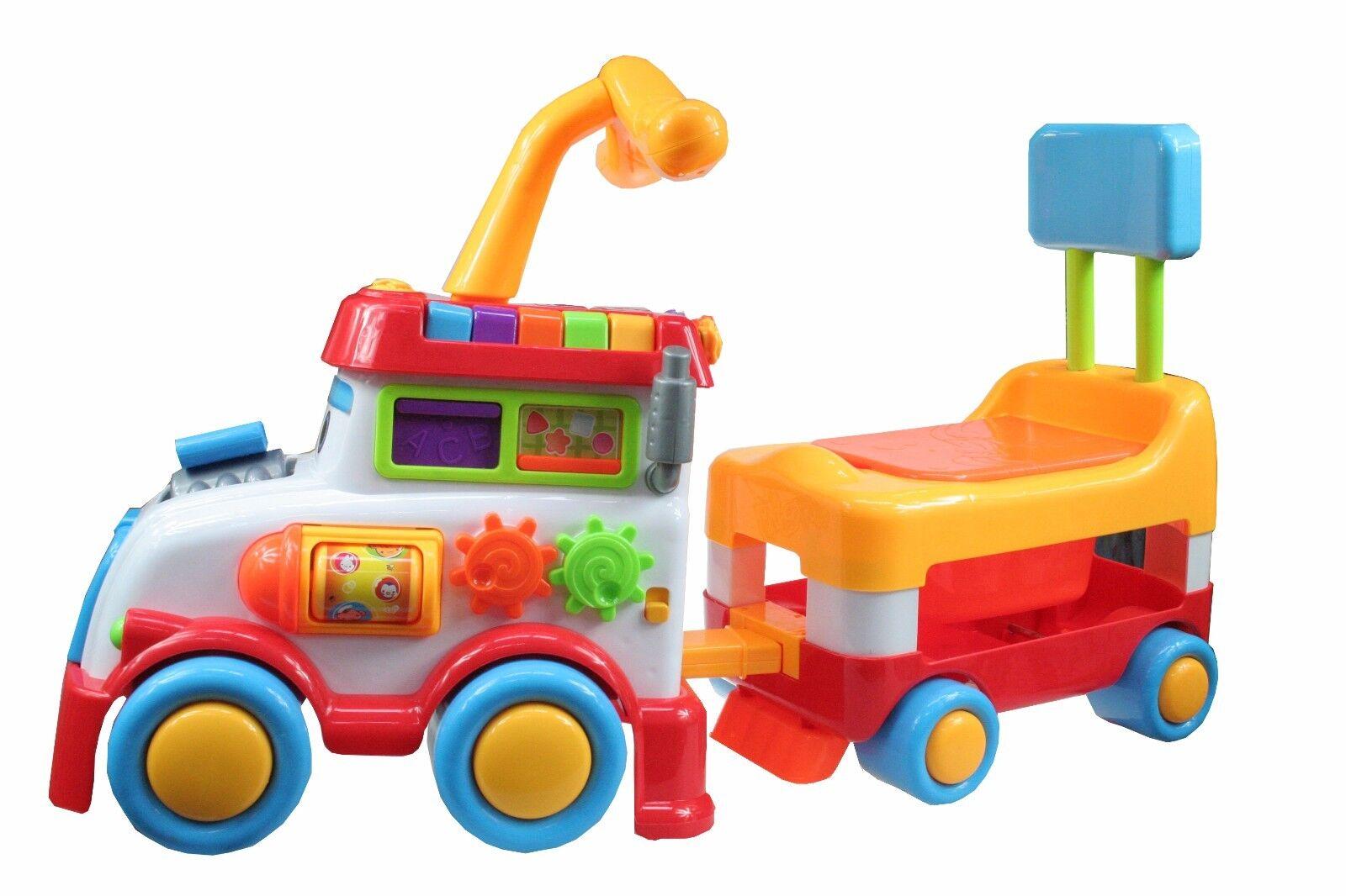 Interaktive Rutschauto Lokomotive Rutscher  Kinderfahrzeug Spielzeug Spielzeug Spielzeug 735f00