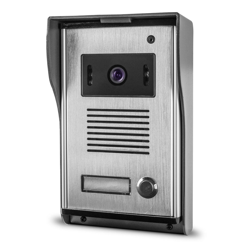 de plein air Station For Video Doorphone with Camera Intercom Doorbell
