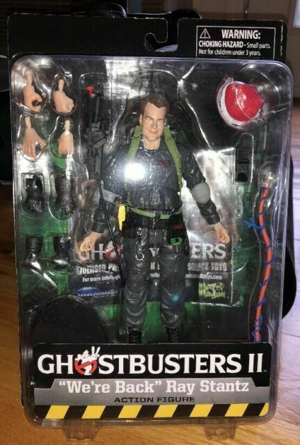 """GHOSTBUSTERS II Diamond Select Toys #NEW 7/"""" Series 6 Action Figure Set 3"""