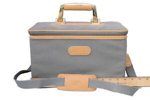 London Fog Luggage Gesch Travel Cosmetic Tote Case No Mirror Or Separators Ebay