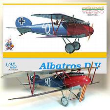 EDUARD 1/48 ALBATROSS D.V WEEKEND EDITION