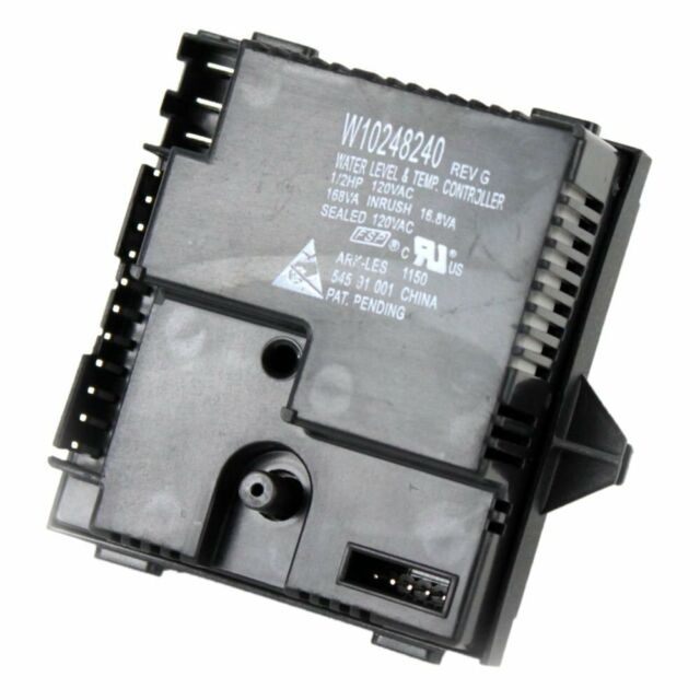 Genuine W10248240 Whirlpool Washer Temperature Switch