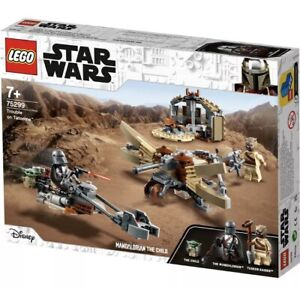 Lego Star Wars Trouble on Tatooine - BRAND NEW - 75299 The Mandalorian ✅🚛