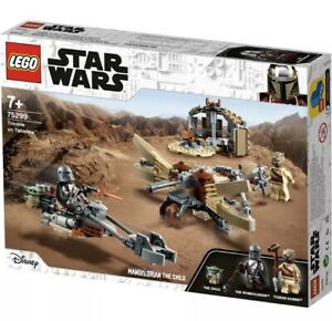 Lego Star Wars The Mandalorian Trouble on Tatooine Building Set - 75299