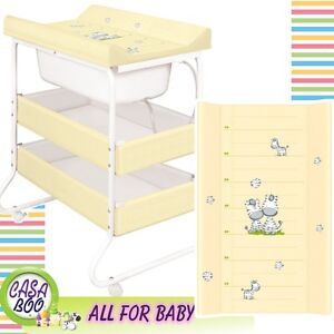 Image Is Loading Baby Changing Unit Station With Bath Tub Changing