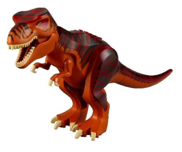 LEGO 5886 - DINO   T-REX  - TYRANNOSAURUS - Mini cifra   Mini Fig  negozio online